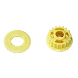 KEVLAR BELT PULLEY MID-CENTER Z19 + FLANGE