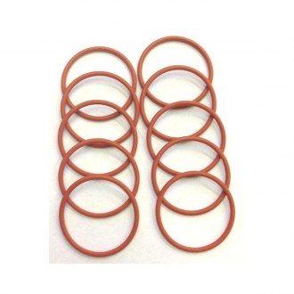 O-RING ø15x1 FOR FRONT KEVLAR DIFF CASE (10PCS)