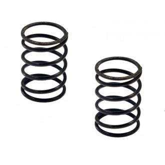 BLACK PROGRESSIVE SPRINGS 22-50 (2pcs) - BIG BORE