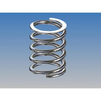 P12 FRONT SPRINGS (2PCS) - MEDIUM SILVER