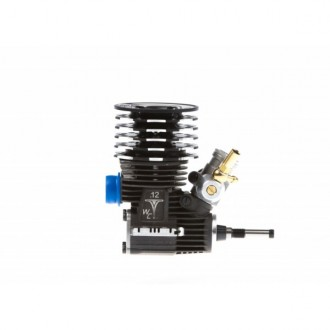 TESLA ENGINE 2,11cc - WC BLACK