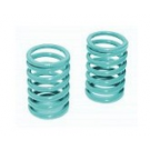 REAR LIGHT BLUE SPRINGS 1/10 (2PCS)
