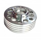 DRIVE FLANGE WITH BEARINGS (2ND) - V2 SHAFT 8MM