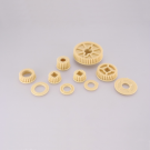 1/8 KEVLAR PULLEY KIT WITH 30t PULLEY