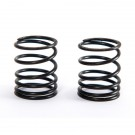BIG BORE SHOCK SPRING 0.25/0.28kg BLACK PROGRESSIVE (2pcs)