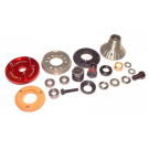 1/8 COMPLETE REVERSE CLUTCH SYSTEM - ERGAL BELL