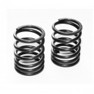 FRONT SHOCK SPRINGS 0.70/0.74KG BLACK PROGRESSIVE (2PCS)