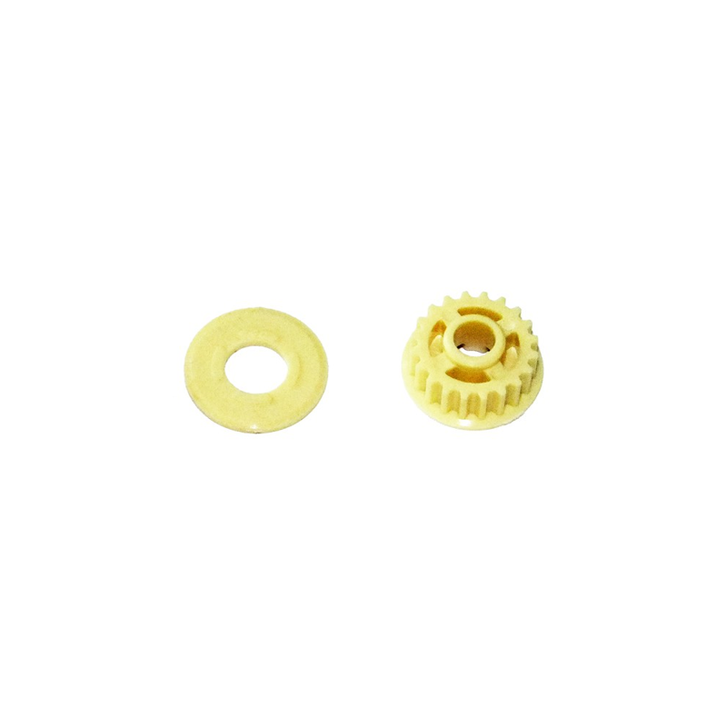 KEVLAR BELT PULLEY 2-SPEED CENTER Z20  + FLANGE
