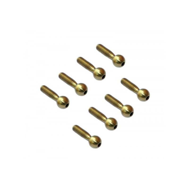 TITANIUM BALL PIVOT 8,4 (8PCS)