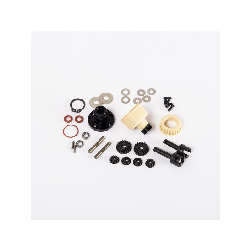 KEVLAR COMPLETE FRONT DIFFERENTIAL SET - C803/804