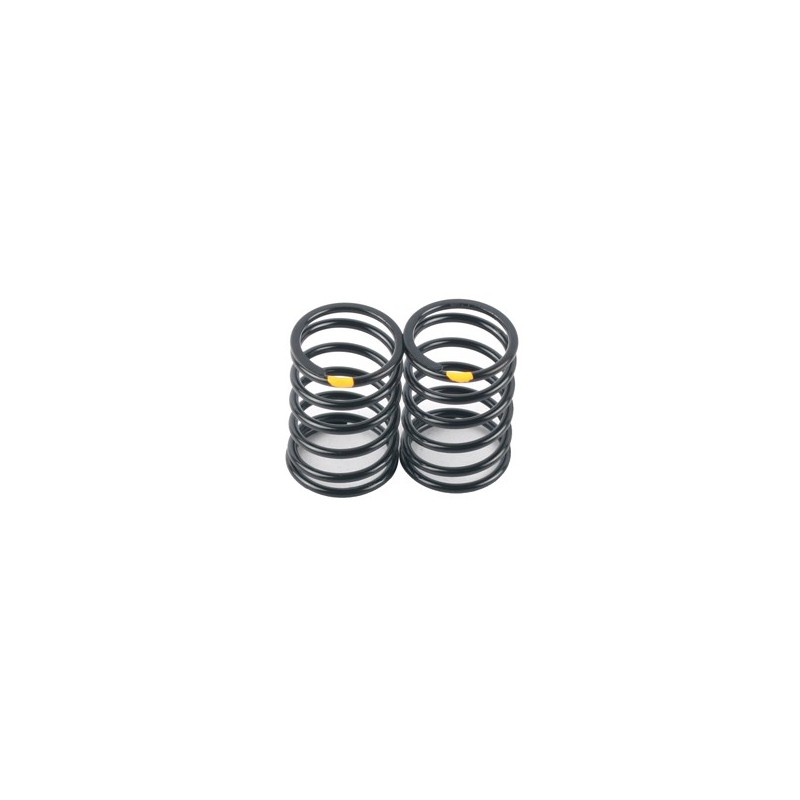 SHOCK SPRING BIG BORE 0.30g YELLOW (2pcs)