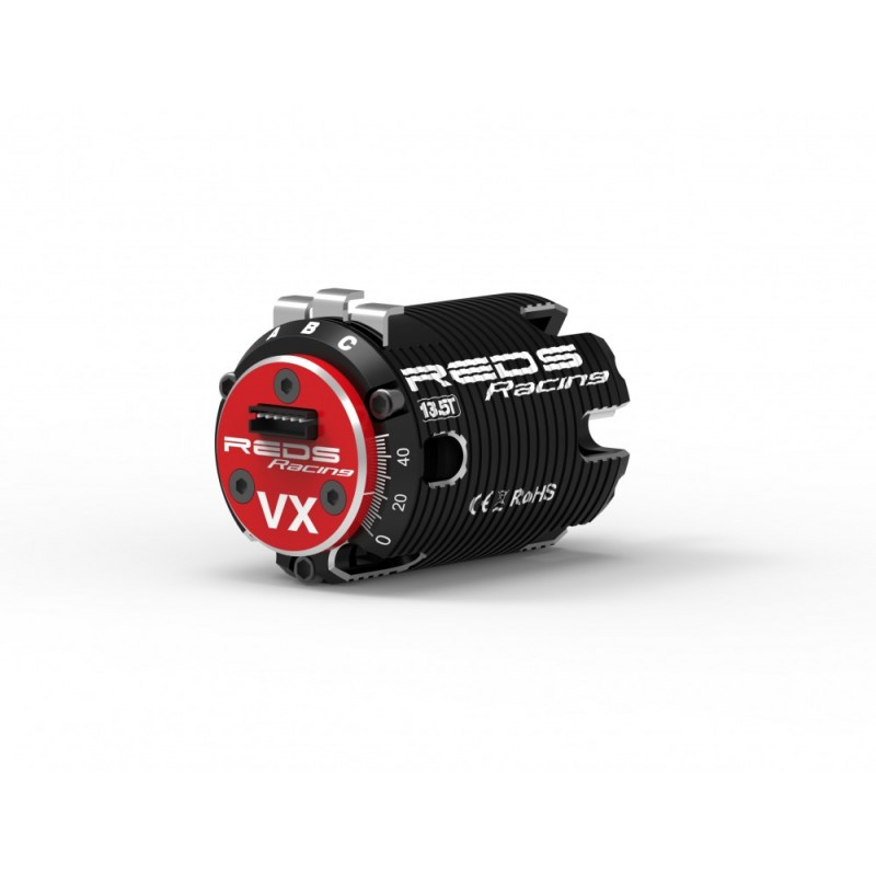REDS VX 540 Brushless Motor, 4.5T